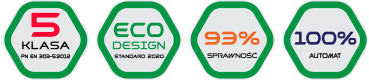 ECO Design - 5 KLASA